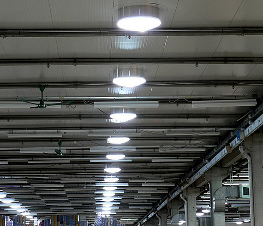 Sun Effects commerical tubular skylights are both economical and good for the enviroment!