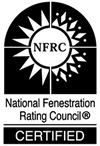 Sun Effects skylights are NFRC certified.