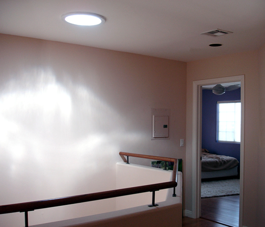 Sun Effects tubular skylights